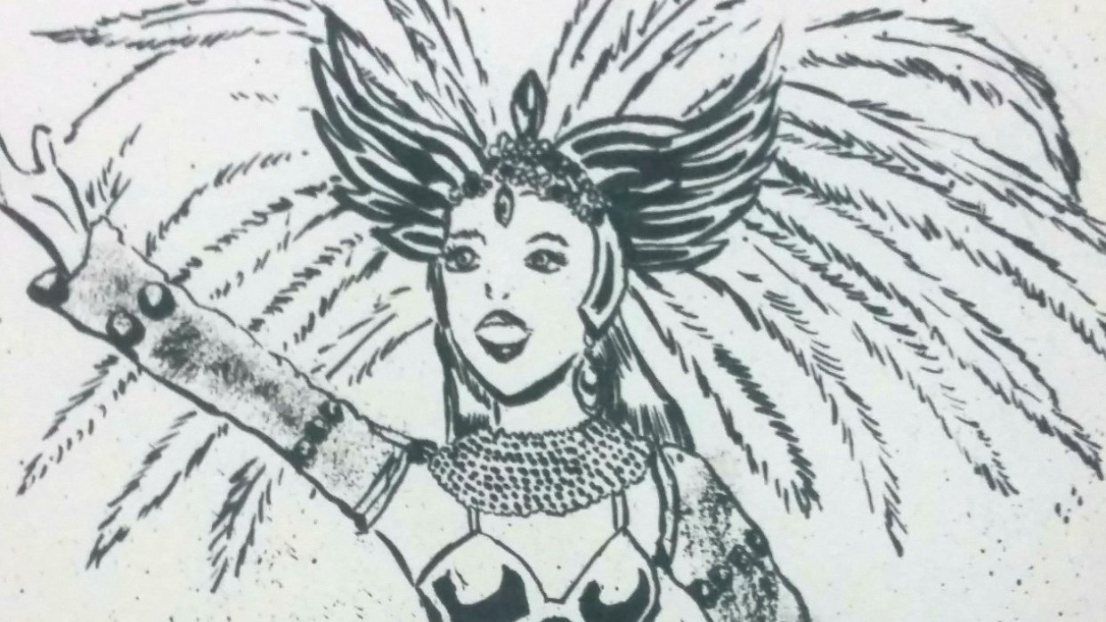 Carnival Queen! - student project