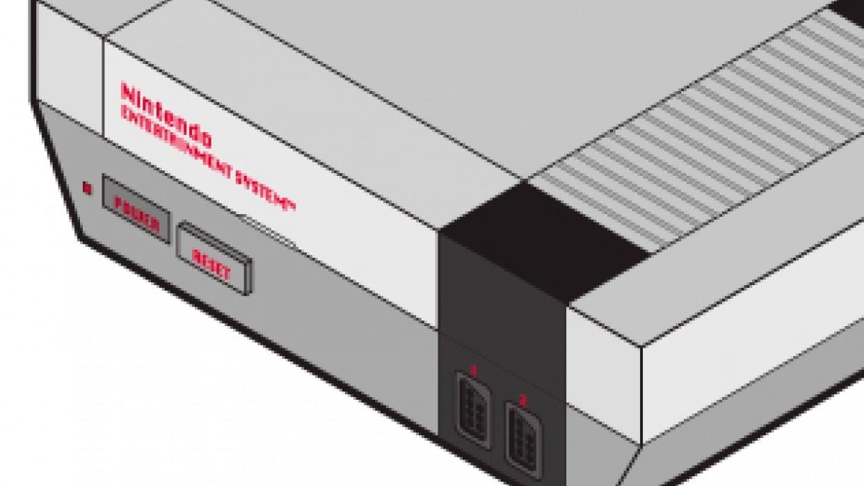 Isometric Nintendo - student project