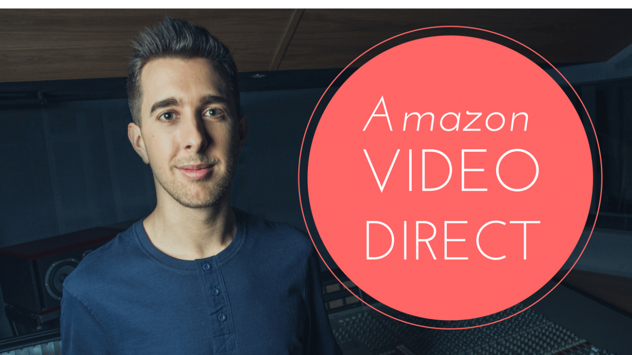 Amazon Prime Publishing with Video Direct - Signing up for AVD! - student project