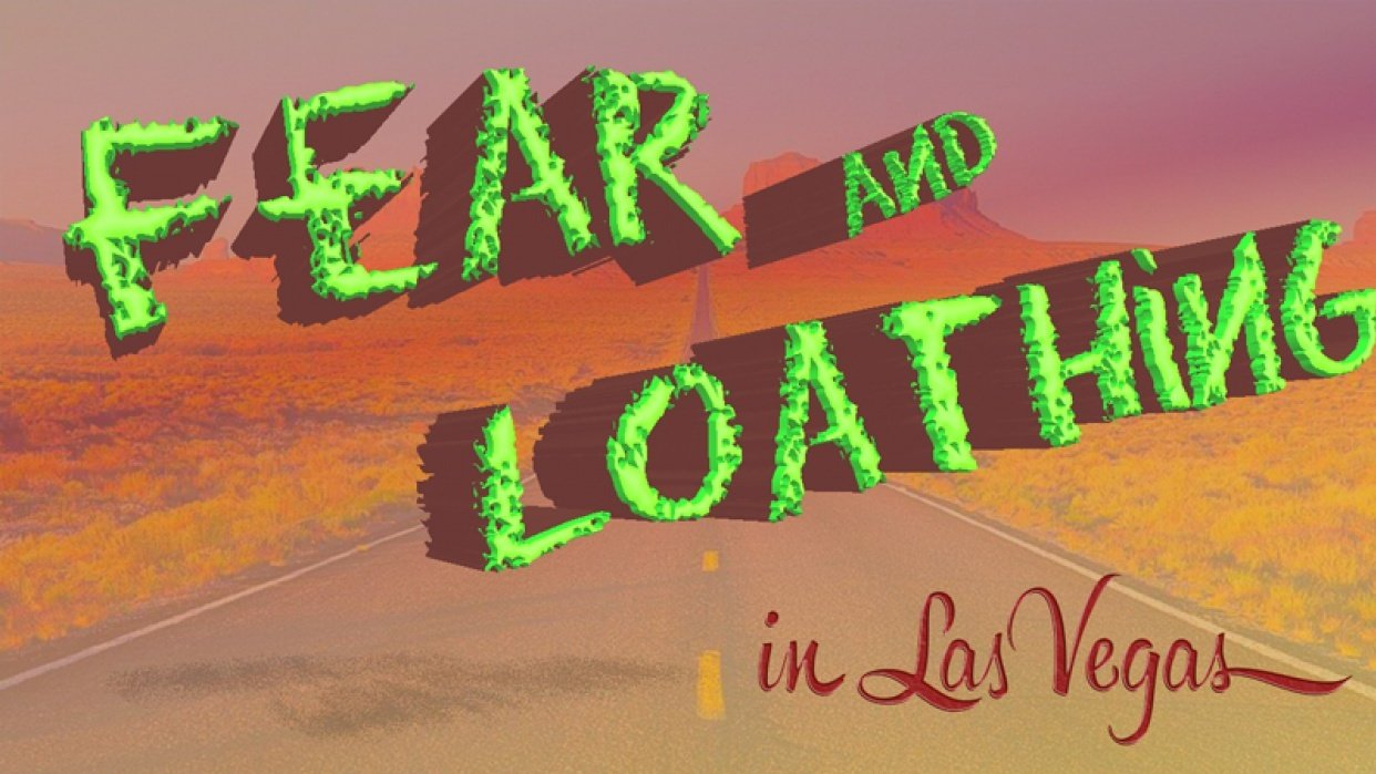 Fear and Loathing in Las Vegas - student project