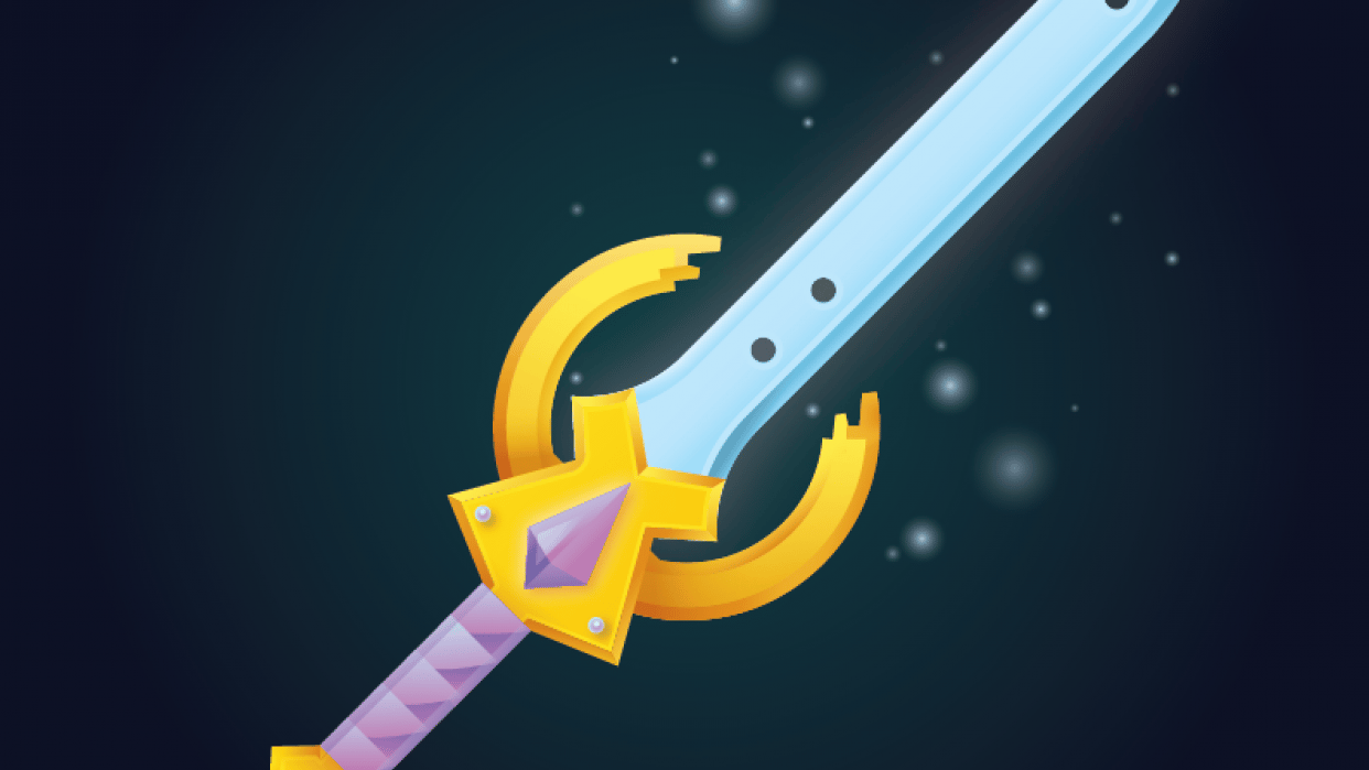 The Royal Blade - student project