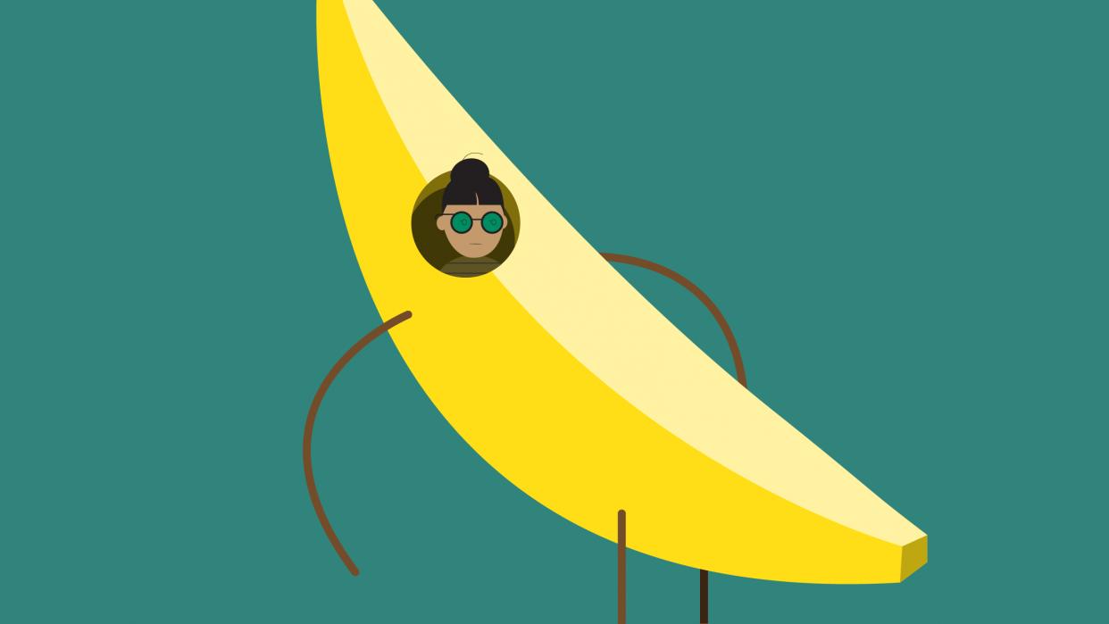 Banana Girl - student project