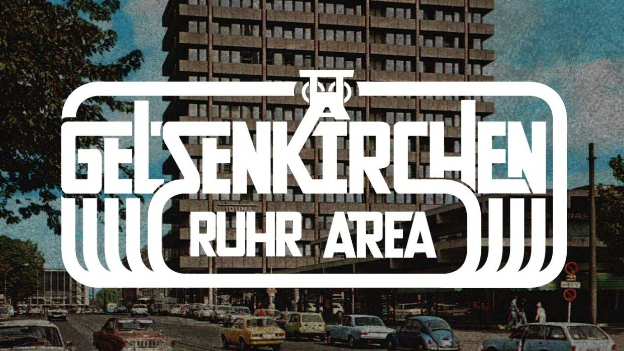 GELSENKIRCHEN - Ruhr Area (GERMANY) - student project