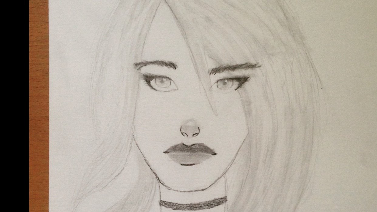 Drawing Projects - student project