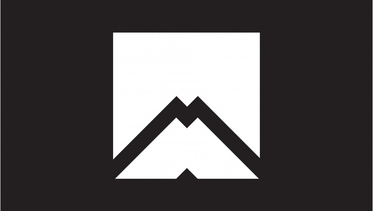 M logo design - student project