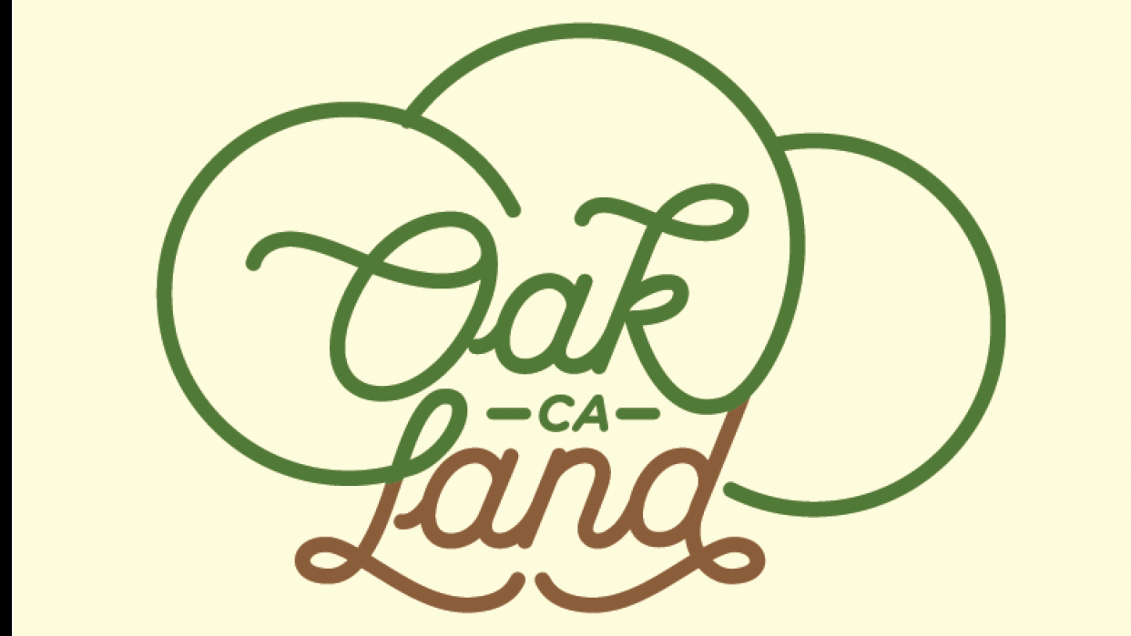 Oakland - the sunny side of the Bay Area - student project