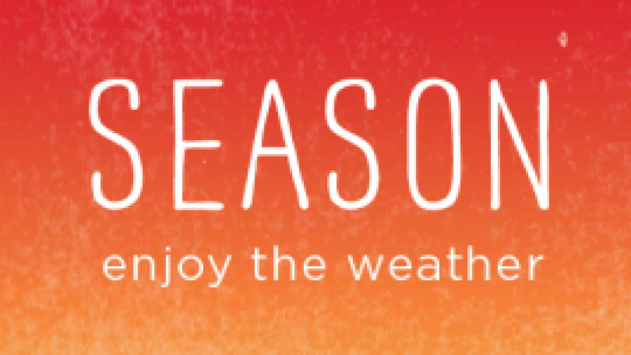 Season : Enjoy The Weather - student project