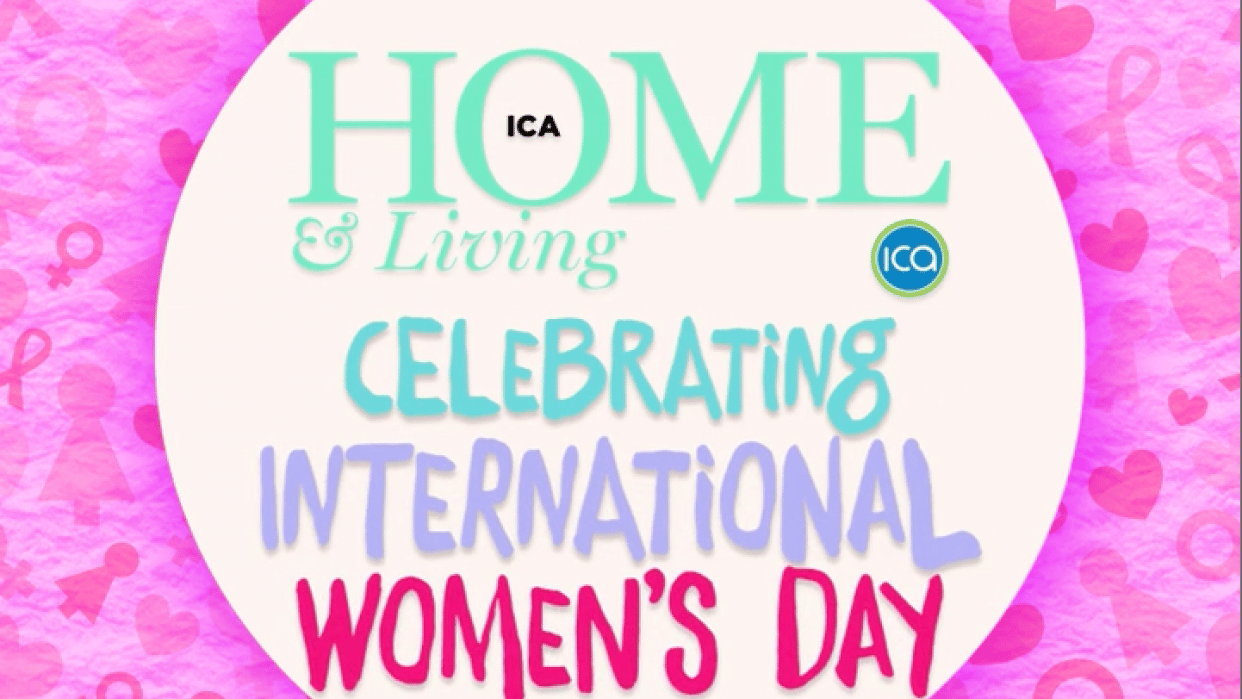 ICA - Celebrating International Women's Day - student project