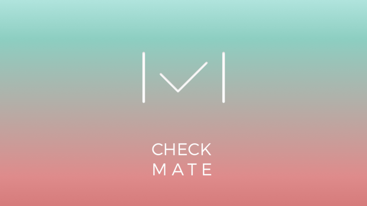 CHECK MATE - student project