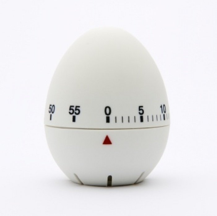 Creative Process Egg Timer - student project