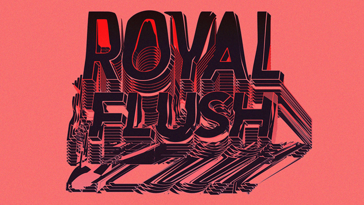 Royal Flush - student project