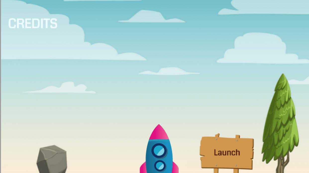 My js-rocket - student project