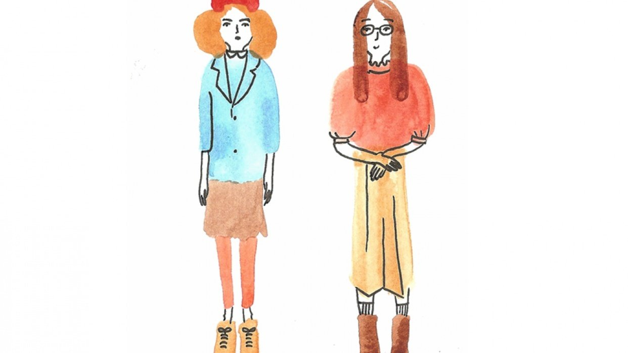 girls - student project