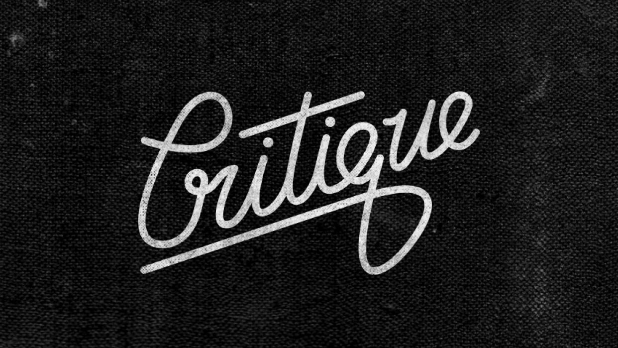 Critique - student project