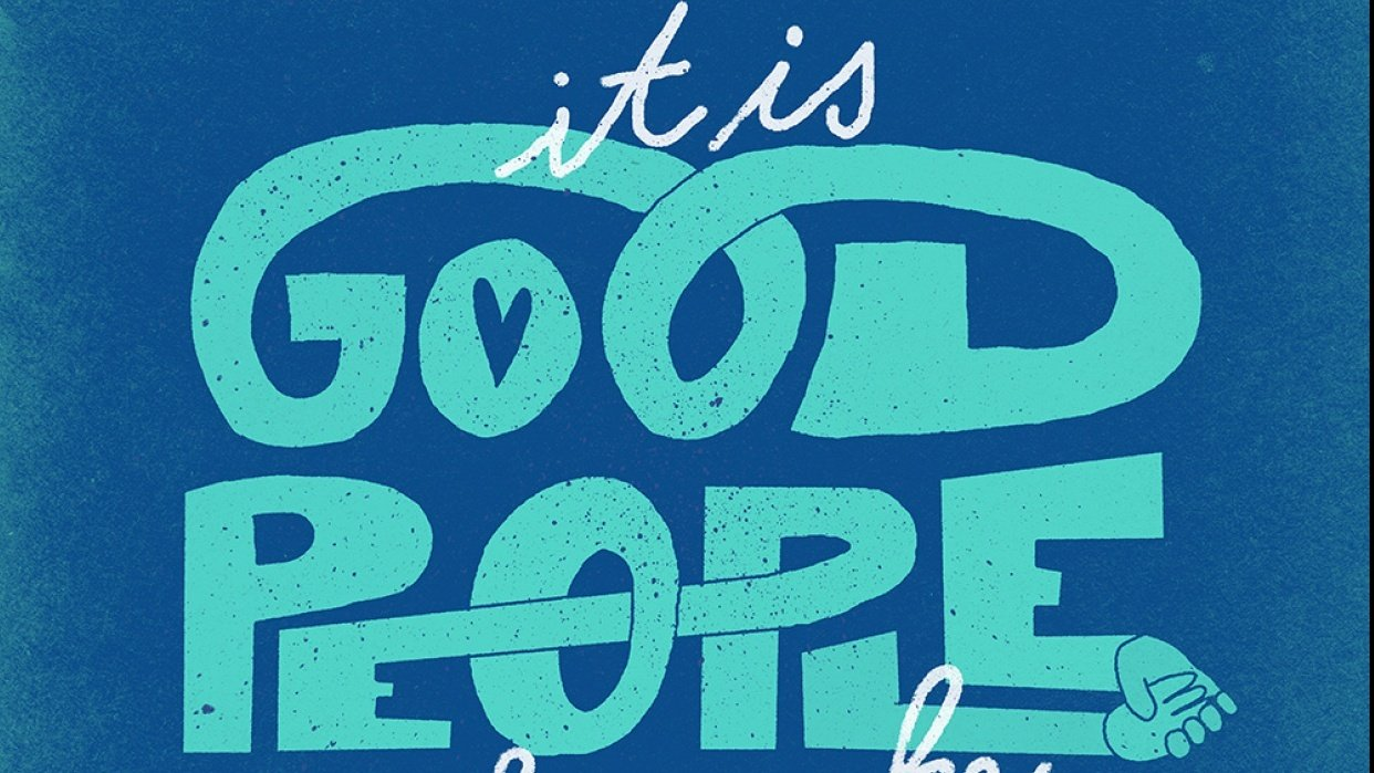 It is good people who make good places - student project