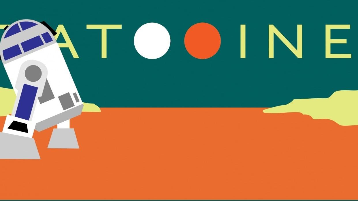 Tatooine - student project