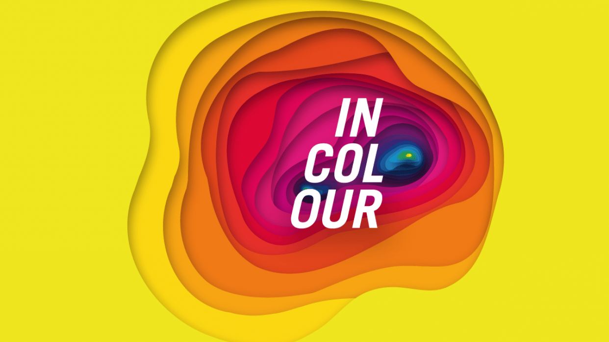 in colour interpretation - student project