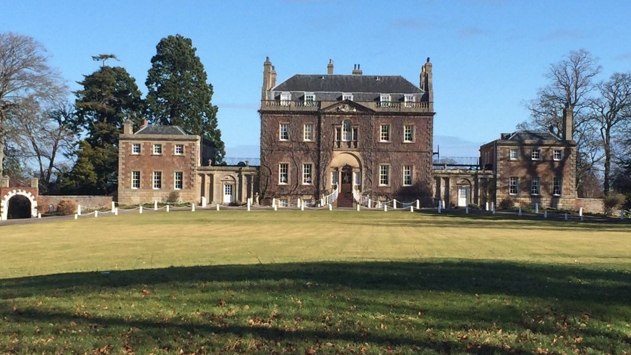 Culloden House, Inverness Scotland - student project