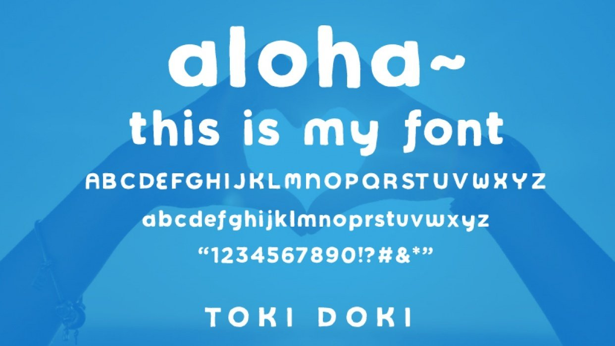 Toki Doki - student project