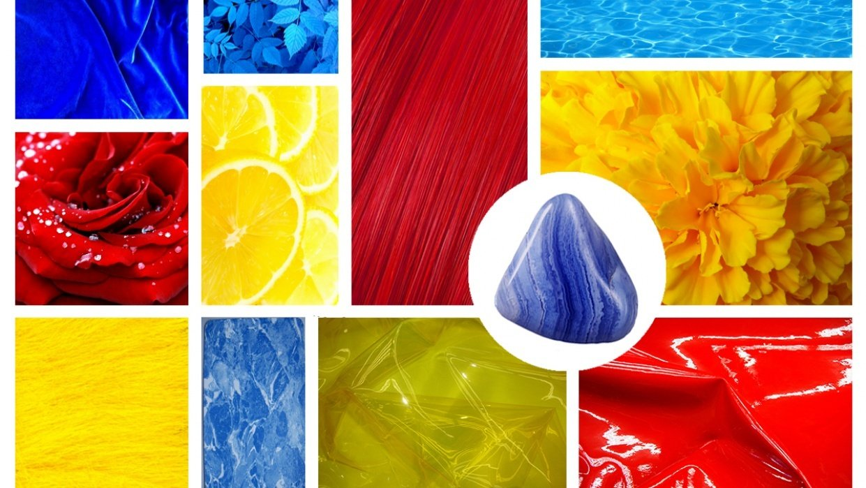primary color fun! - student project