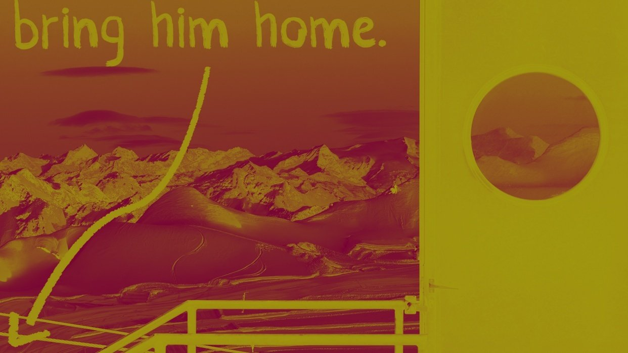 Bring him home - student project