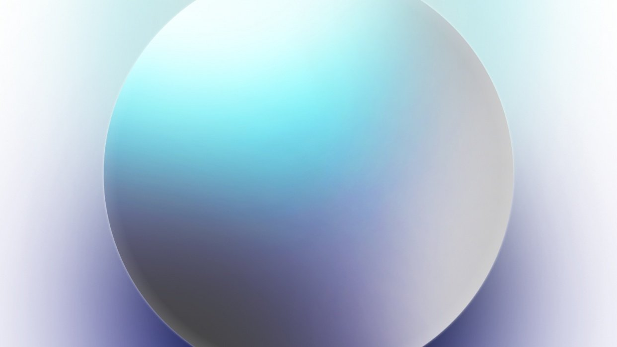 A 3D Ball - student project