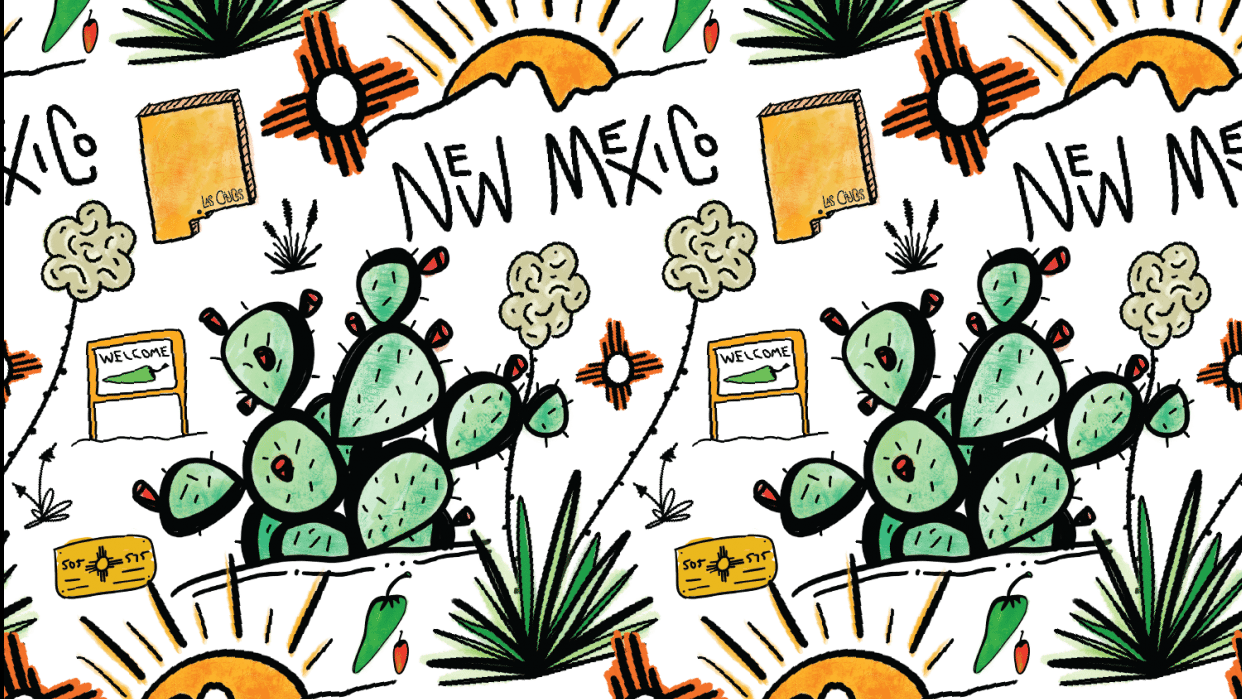 New Mexico - student project