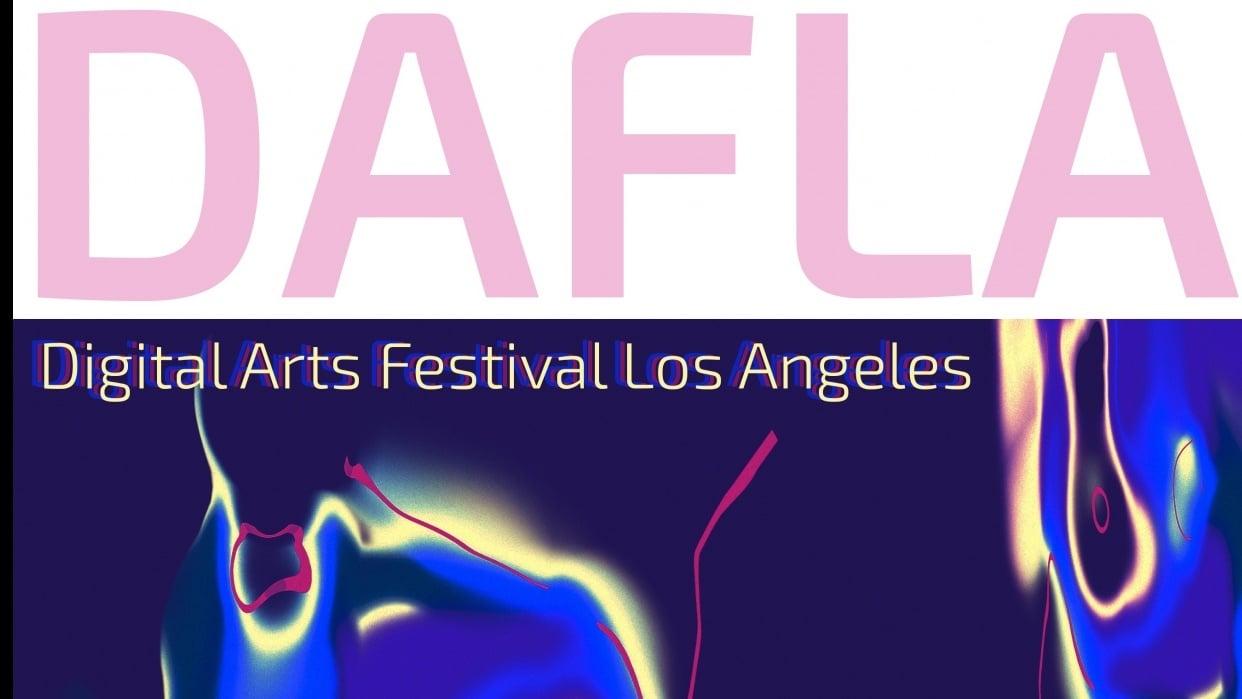 Digital Arts Festival Poster - student project