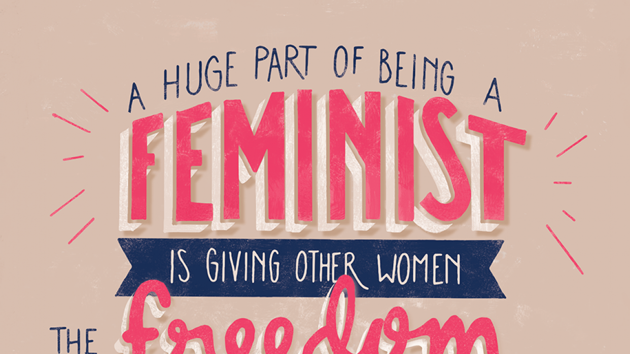Feminists  - student project