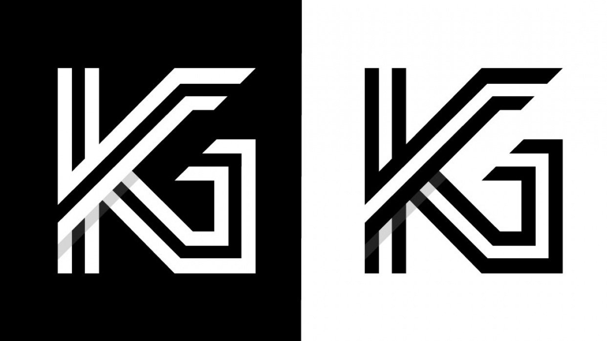 KG Initials - student project