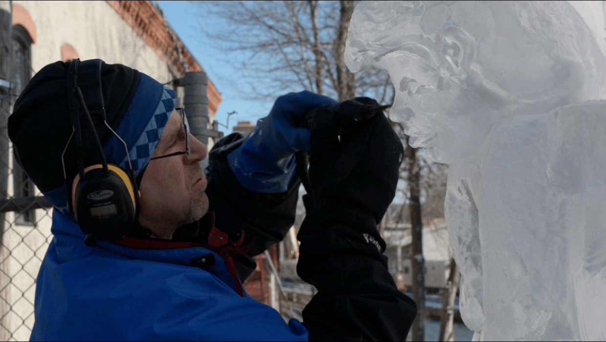 Manayunk Ice Festival Documentary (Refined Cut) - student project