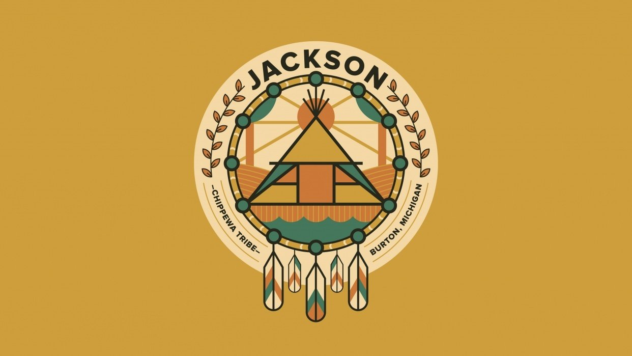 Jackson Family Crest - student project