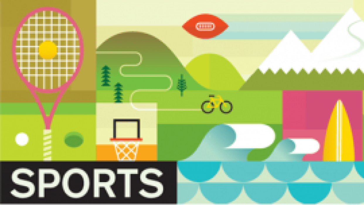 Sports by Brad Woodward - student project