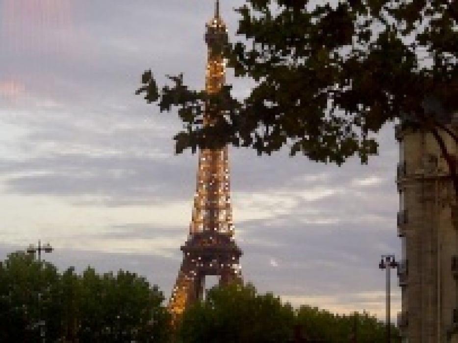 hôtels de Paris - student project