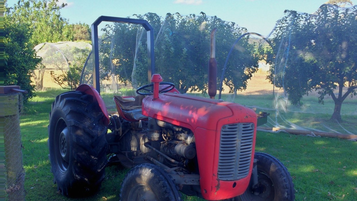 Tractor - student project