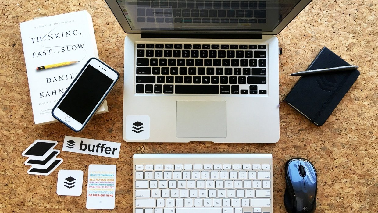 The Power of Curated Content - Buffer - student project