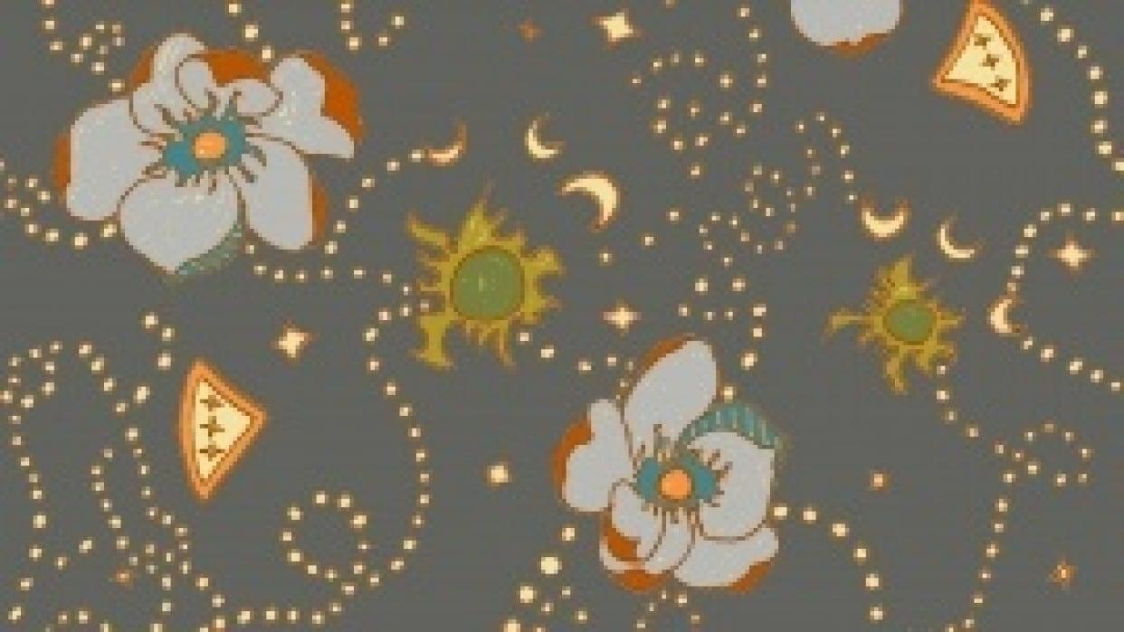 Sun, Moon, Stars & Magnolias - student project