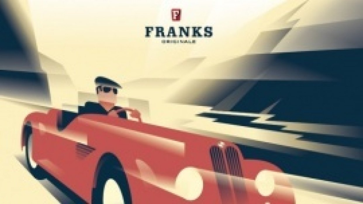 Franks Ad - student project
