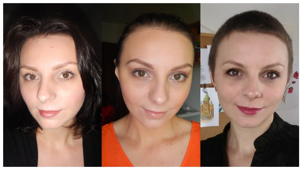 My Brows Through The Years - student project