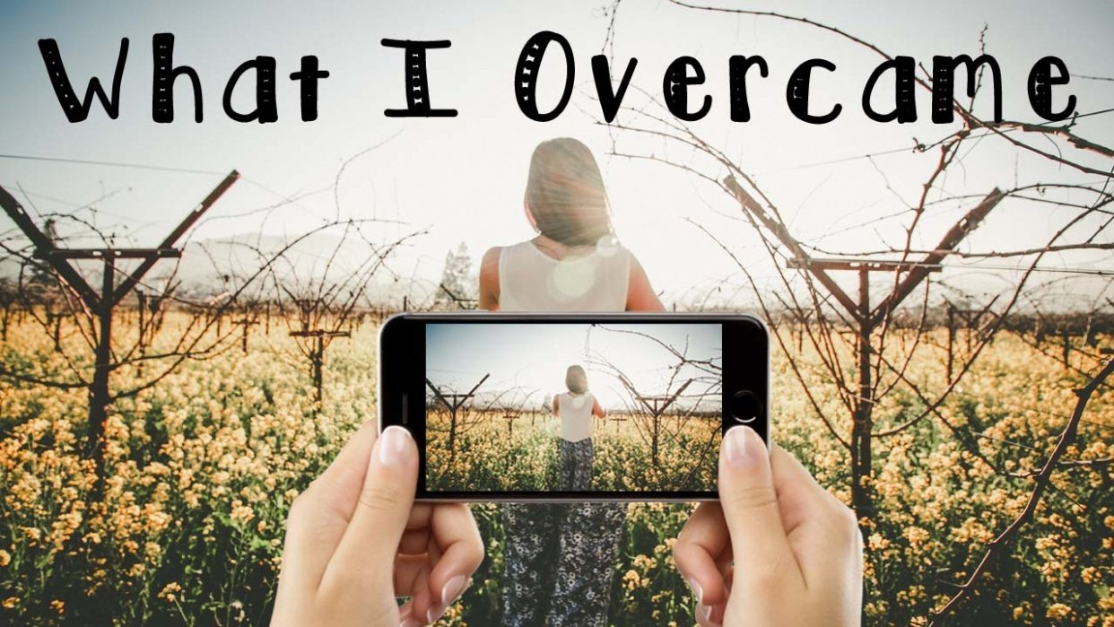 SAMPLE Story Video - What I Overcame Fear - Yukiko Sato - student project