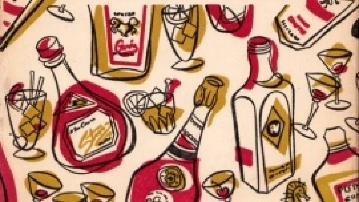 The ABC of Cocktails - student project