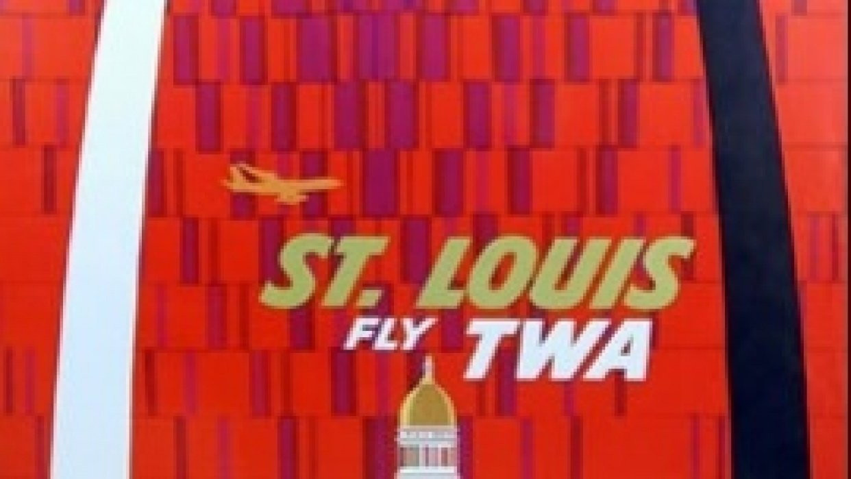 St Louis: Fly TWA - student project