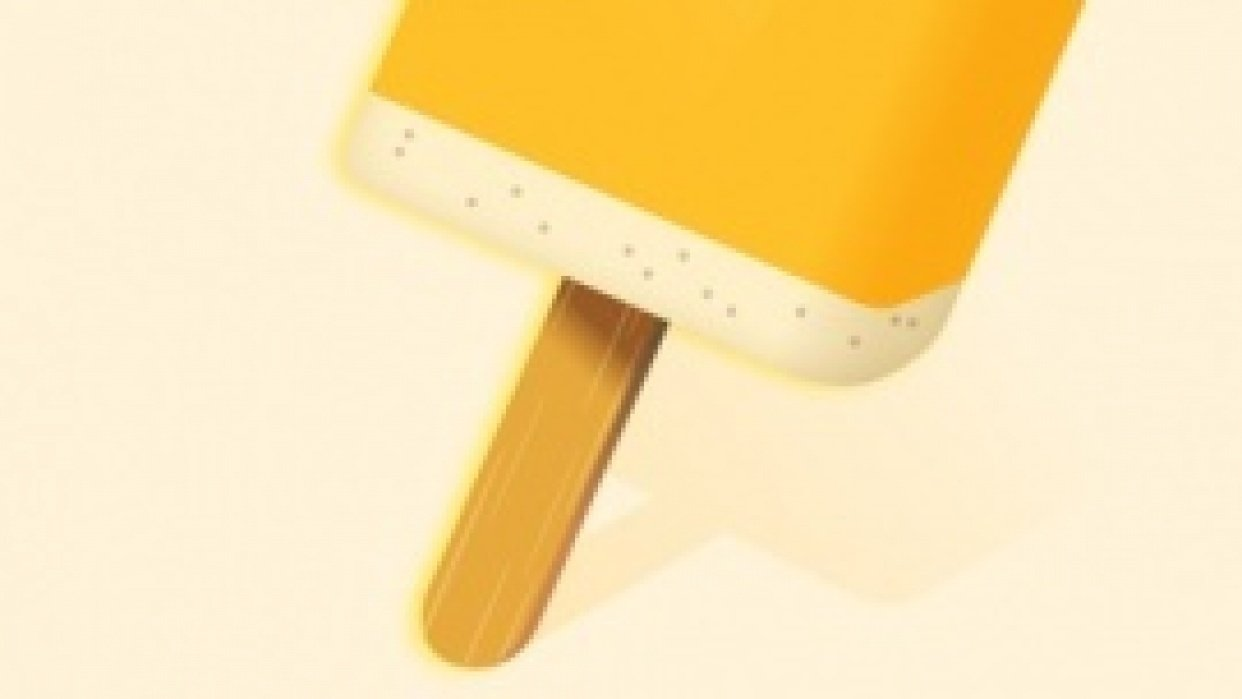 Popsicle Poster - student project