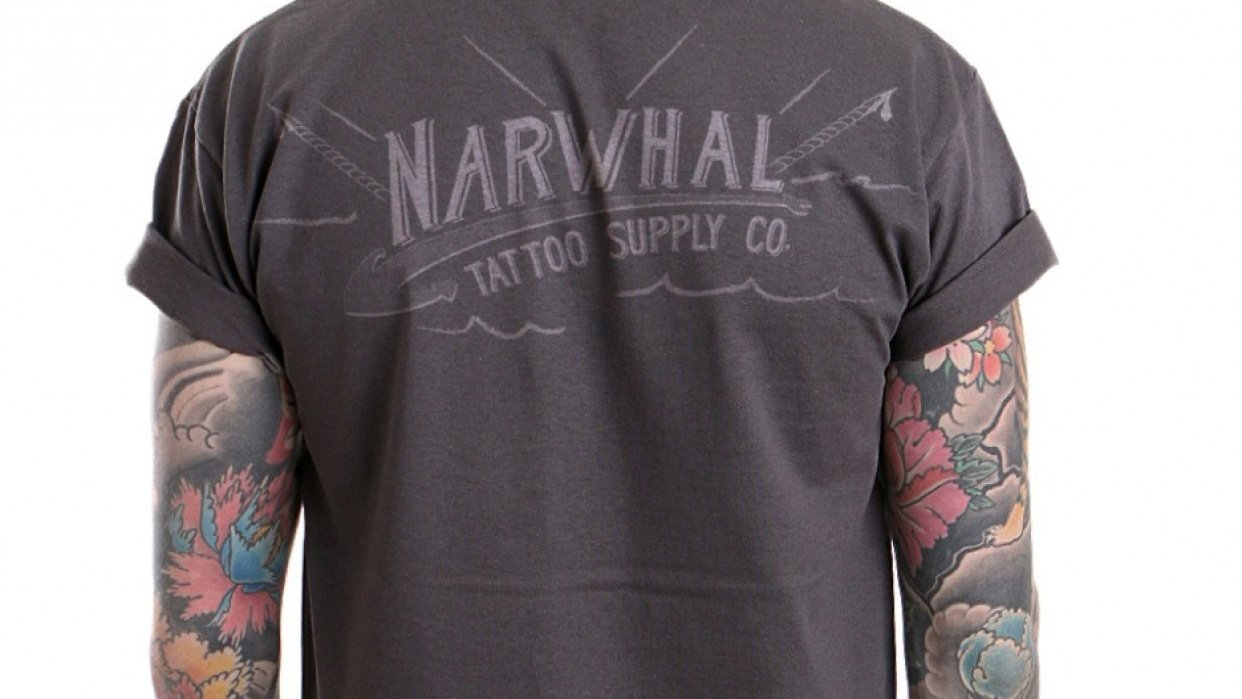 Narwhal Tattoo Supply Co. - student project