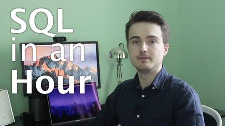 SQL in an hour: PostgreSQL Level 1