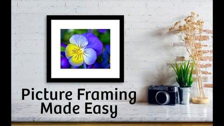 Online Picture Framing Classes Start Learning For Free Skillshare