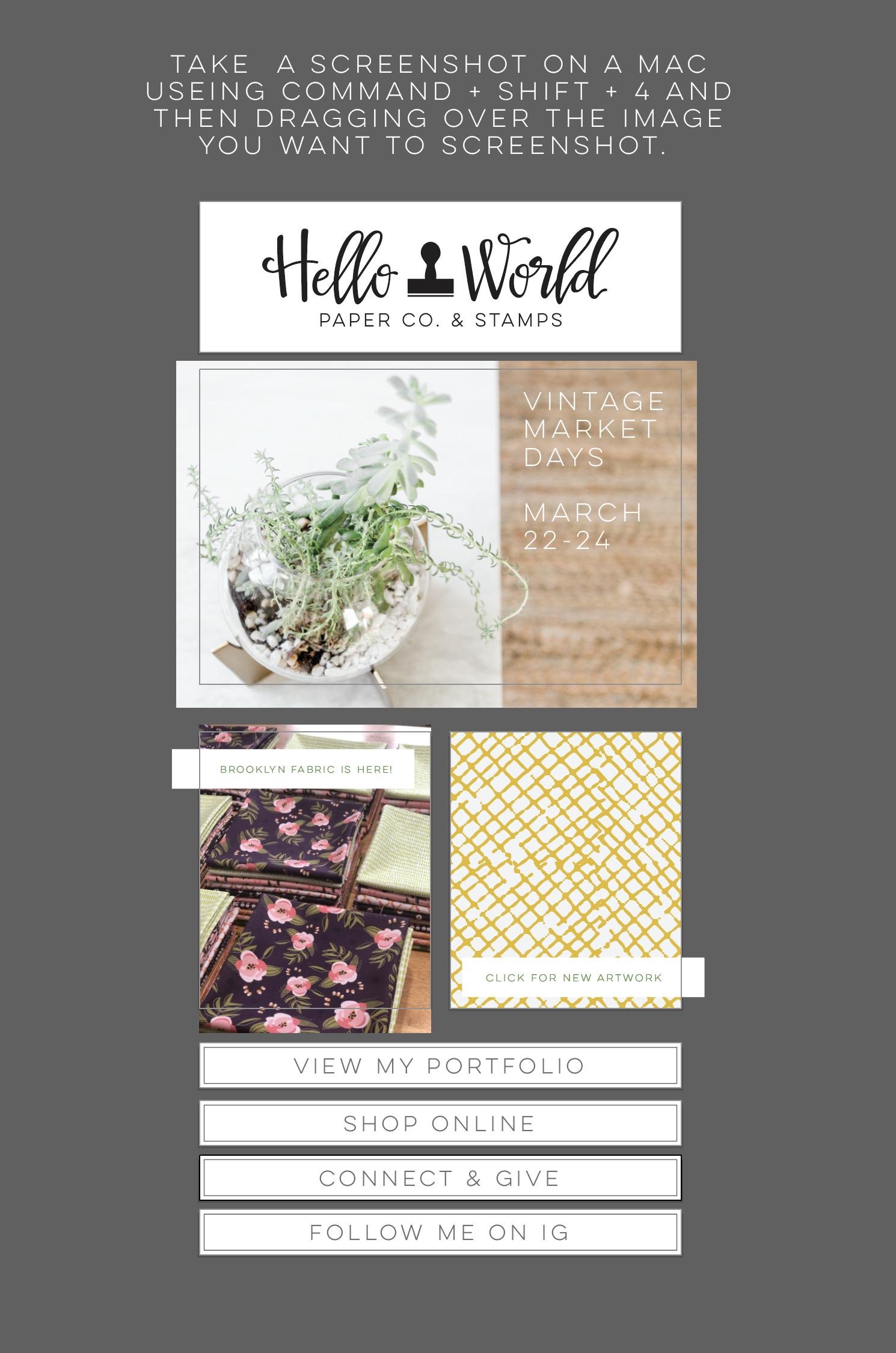 Creative MailChimp Templates | Kelly Parker Smith | Skillshare