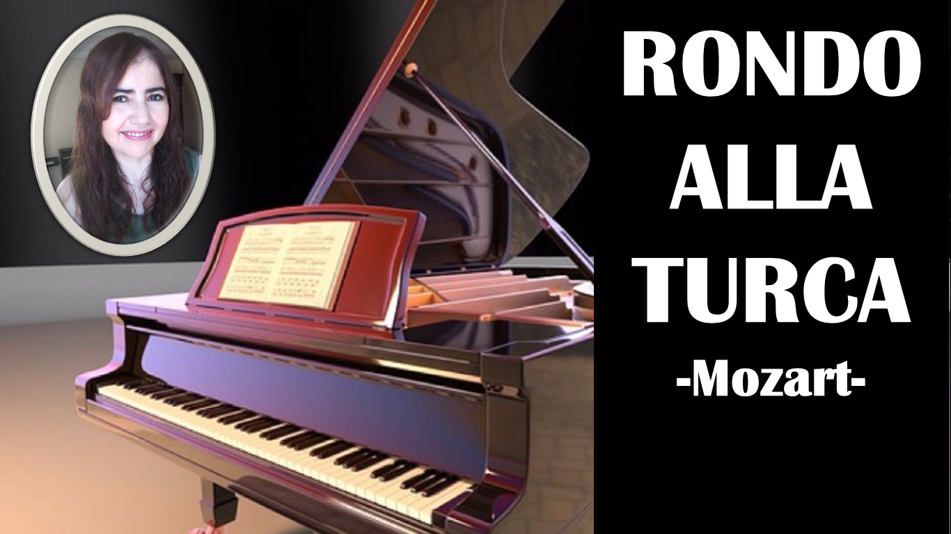 Alla Turca Mozart rondo alla turca - mozart - / piano classic adventures