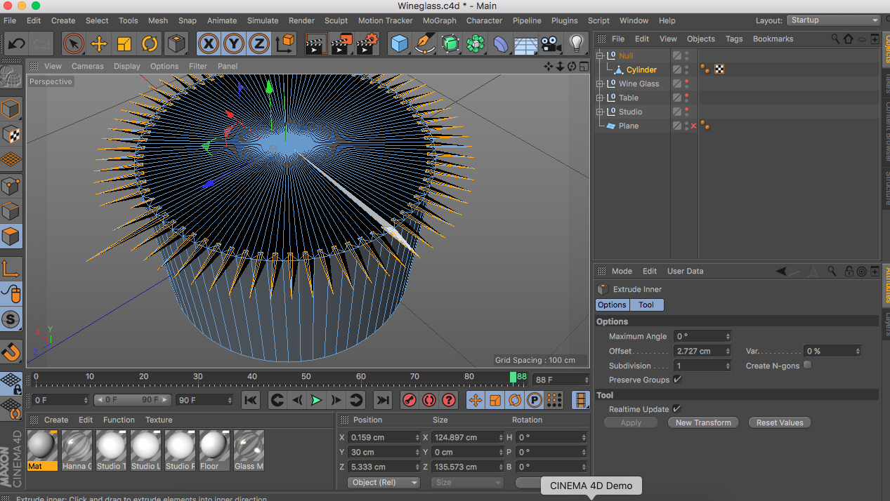 Introduction to 3D Modeling with Cinema 4D | Carlo Diego