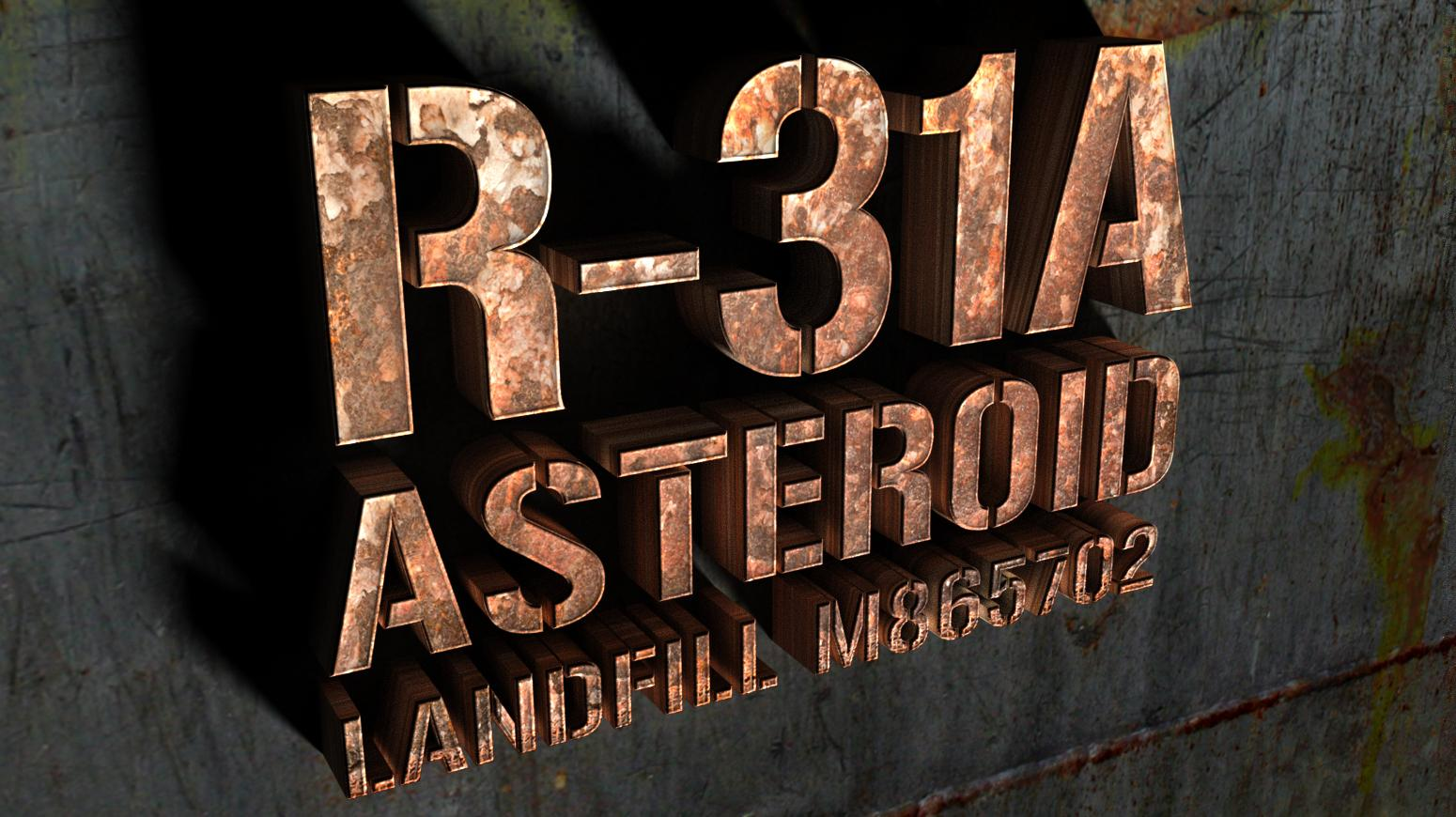 Create Awesomely Powerful, Texture-wrapped, 3D Text in Photoshop